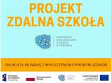 obraz Projek Zdalna Szkoła