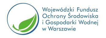 logo wojewodzki Fundusz ochrony środowiska i gospodarki wodnej w warszawie